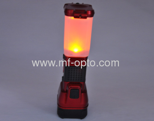 Multi-function handy led lighting camping lantern