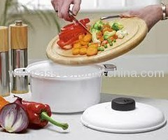MICRO MASTER food container/microwave potPressure Cooker