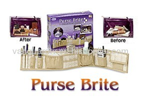 purse brite wallet bagis within 10 pockets