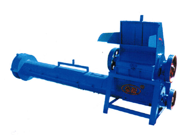 Model 50 tpyes mini plastic crusher for waste bottle