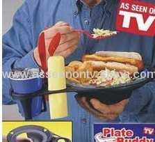 PIATE DUDDY as seen on tv buddy plate easy to use
