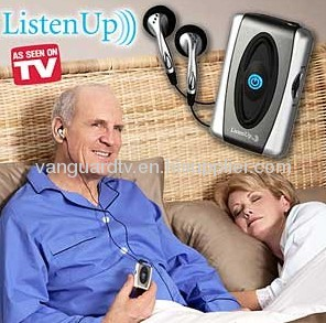 LISTEN UP/ Listen Up Sound Amplifier Use It Anywhere as seen on tv