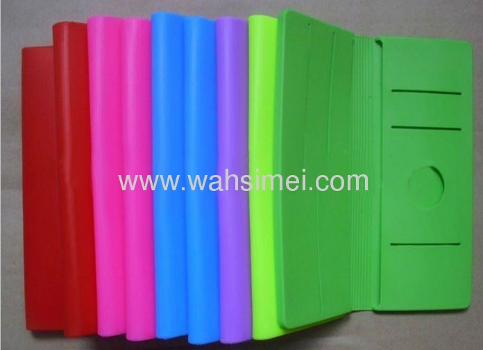 Most hot sell item for silicone wallets purses