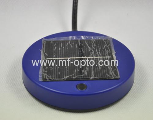 Ningbo super bright CREE Q3 solar energy led desk lamp