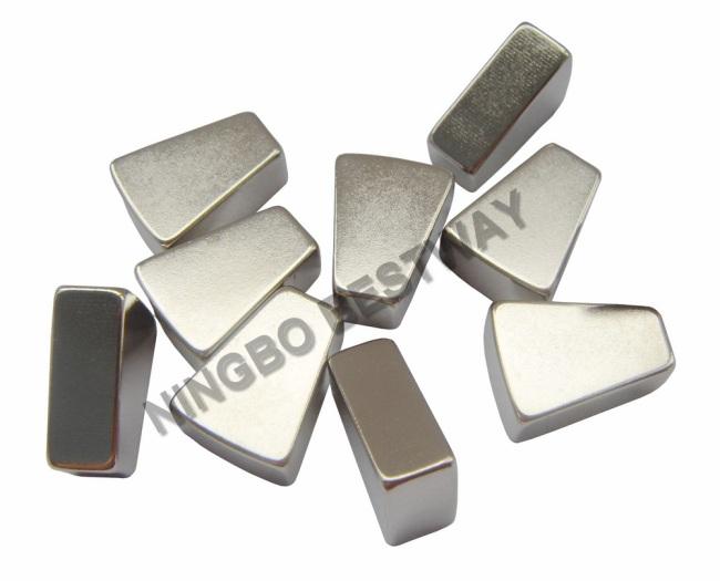 N45 OD 30mm*ID 15mm *22.5mm*15*6mm Arc Neodymium Magnets