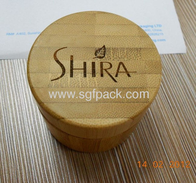 wooden jar outer package tube box cream jar box cosmetic package