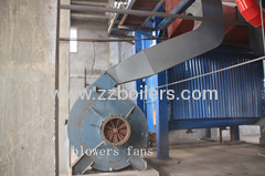 Introduction to The CFBC Boiler Room Process(1) Boiler System