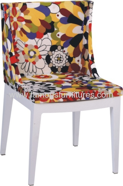 Lovely PC frame fabric cover Mademoiselle Chair