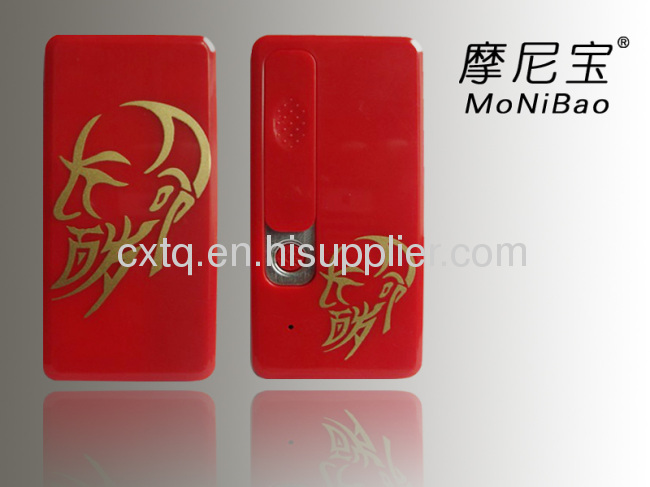 2013 hot selling plastic usb eletronic lighter with LED light