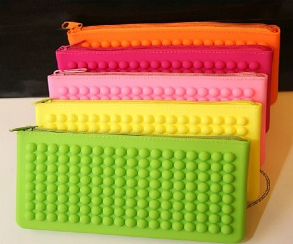Soft General Silicone wallets for man or woman