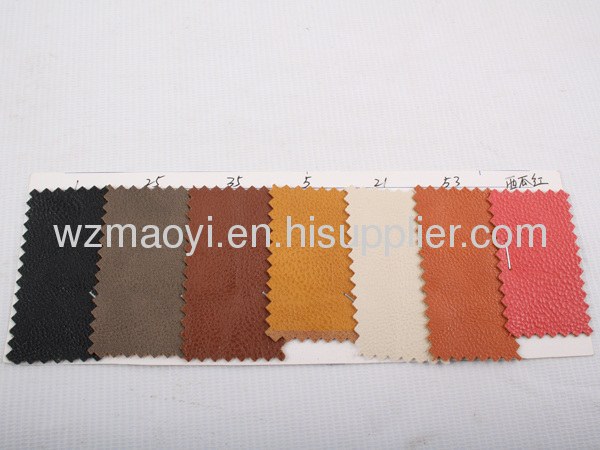 High quality PU Leather for shoes