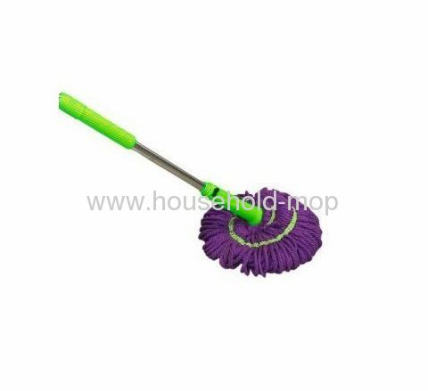 Stainless Steel Pole 360 Spin Twist Mop From China