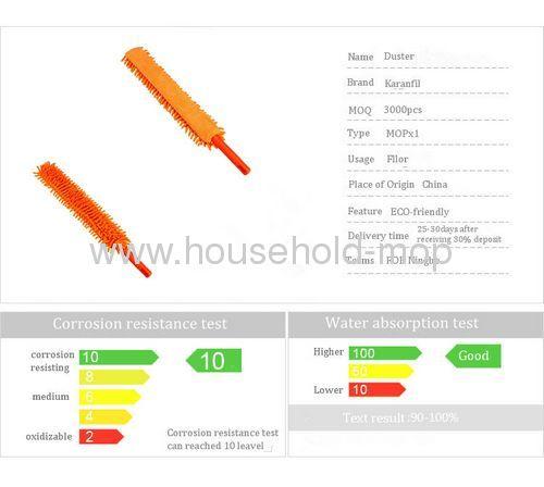 Good Grips Flexible microfiber Chenille double duster