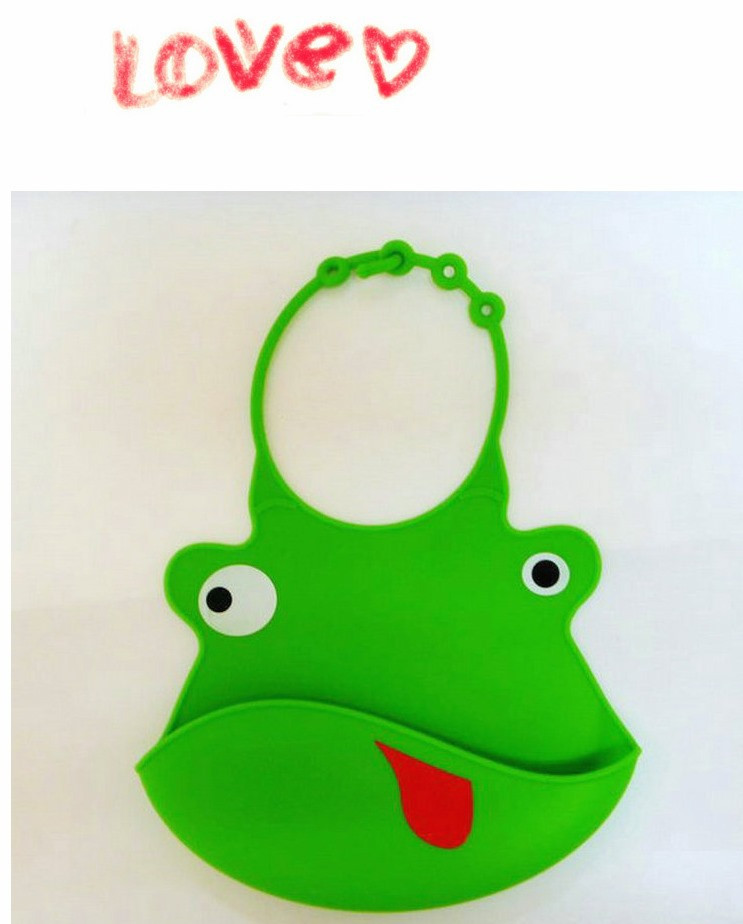 cheapest silicone baby bibs in any cute design with free sample
