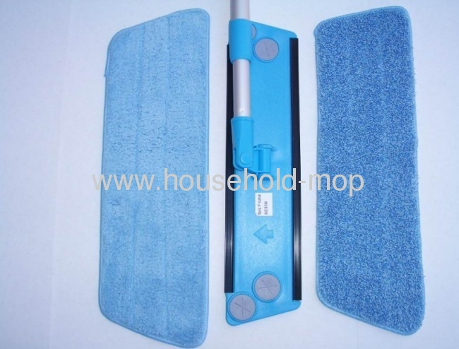 Simplee Cleen House Microfiber Swivel Mop Kit