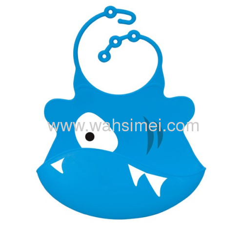 Best quality and Lowest price silicone baby bibs for girl and boy