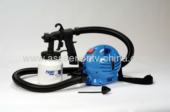 HOT sale 110v /220v Paint Zoom Paint Spray Paint Sprayer 3-Way Spray head,Ultimate Professional Painting Machine