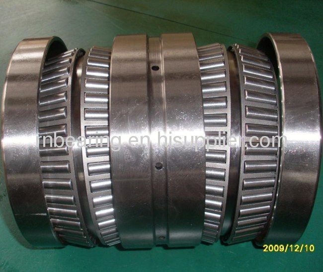 HM252349D/HM252315 Double row tapered roller bearings 260.35×431.724×152.4mm