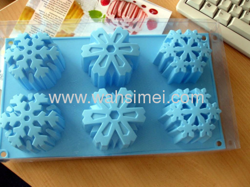 2013 newest lovely shape cake baking mould supplier