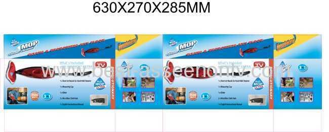 Best Selling As seen on TV Multifunction H20 3 in 1 Steam Mops 220-240 steamer ultra
