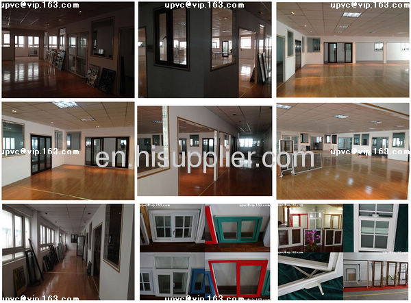 Pvc Folding And Sliding Glass Door From China Manufacturer
