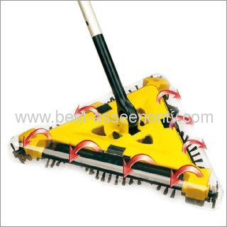 TWISTER SWEEPER/CORDLESS SWEEPER/MAGIC SWEEPER/FLOOR SWEEPER as seen on tv