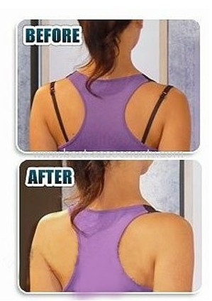 Magic Bra Clip/ Bra Pin Shaper As Seen On TV