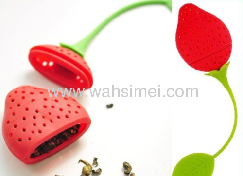 Fruit shaped silicone tea infuser,tea filters,tea infusers silicone