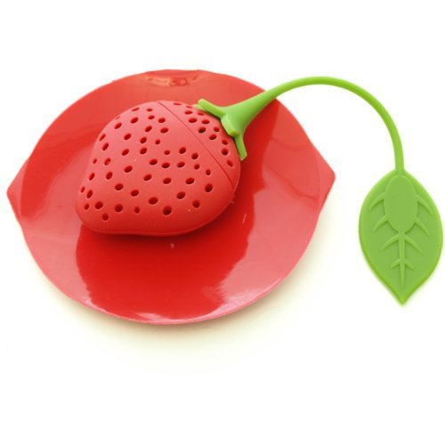 Promotion gift eco-friendly silicone filter tea,tea infuser