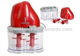 Dualetto blender, food processor as seen on tv
