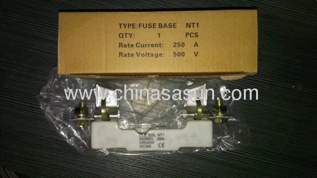 NT lower voltage fuse