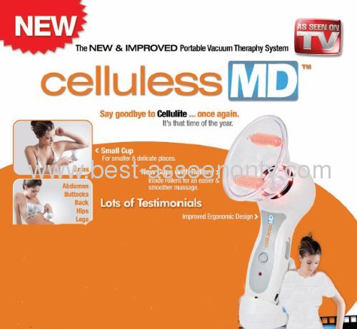 hot sale celluless body beauty MDCelluslim Vacuum Body Massager anticellulitis as seen on tv