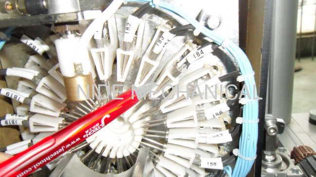 Automatic Armature Testing Panel