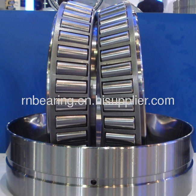 L d timken double row tapered roller bearings
