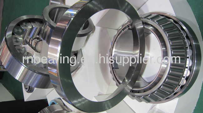 EE181454D/182350Double row tapered roller bearings 368.3×596.9×158.75mm
