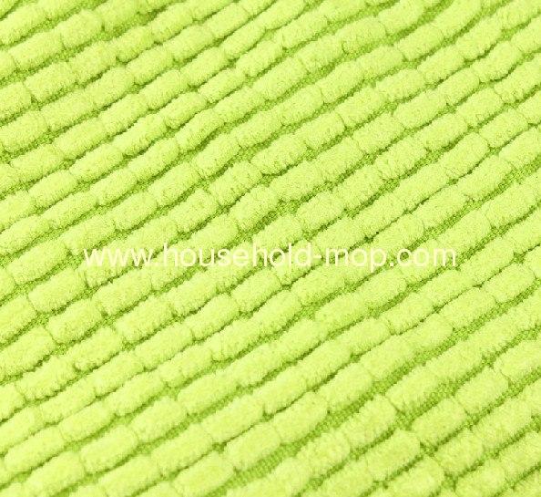 hot sale anti slip chenille cotton baby floor mat