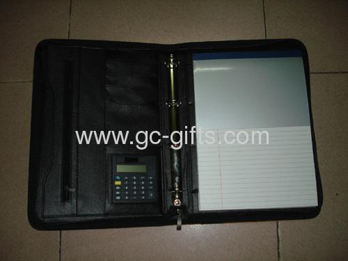 Loose leaf A5 diary organizer