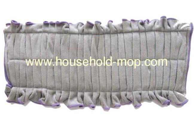 Microfiber mop pad Pro Microfiber flat mop pad