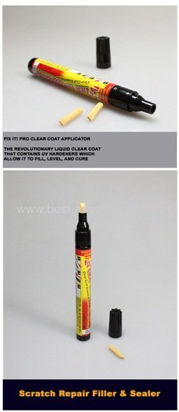 Fix it PRO Painting Pen Car Scratch Repair for Simoniz Clear Pens As seen on TV