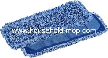 5 x16.537g Dusting & Cleaning Microfiber Mop Pads Replacement w/ Velcro Mops Refill
