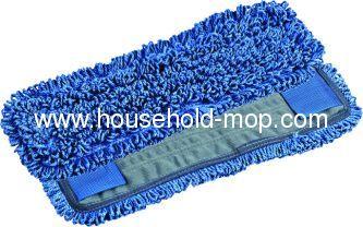 pocket style microfiber dust mop refill 40cm