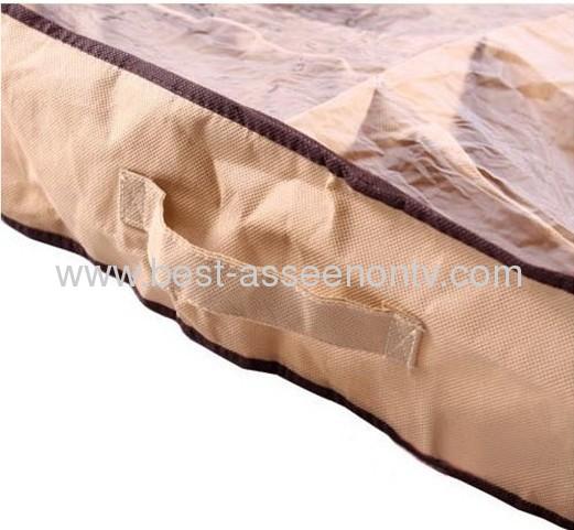 Shose under buggy bag Closet Organizer Under Bed Storage Holder Box Container Case Storer For 12 Shoes shoebox