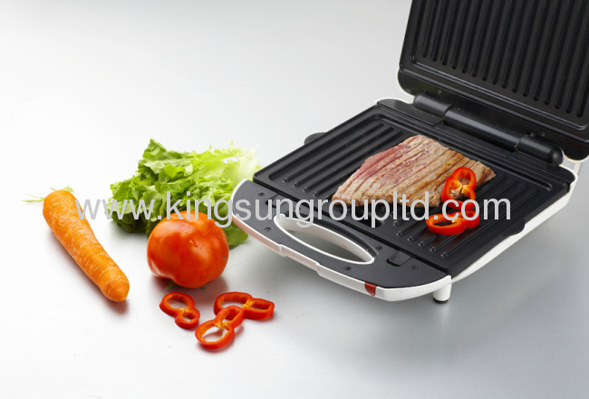 4 slice Interchangeable plate Sandwich Maker