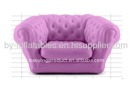 PVC Inflatable living room sofas