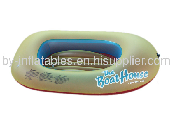 Pvc Inflatable boat for entertainment