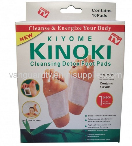 Kinoki Detox Gold Foot Patches/Kinoki Cleansing Detox Foot Pads Detox Pads Foot Detox As Seen On TV
