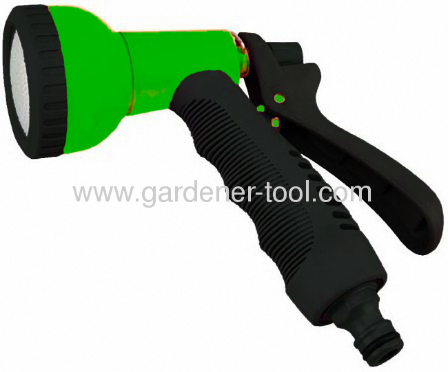 Plastic Garden Water Show Nozzle With Logo Printed On The Product