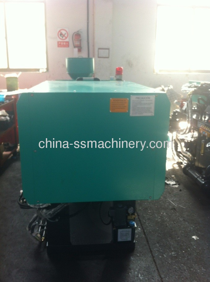 25T small fixed pump injection molding machine