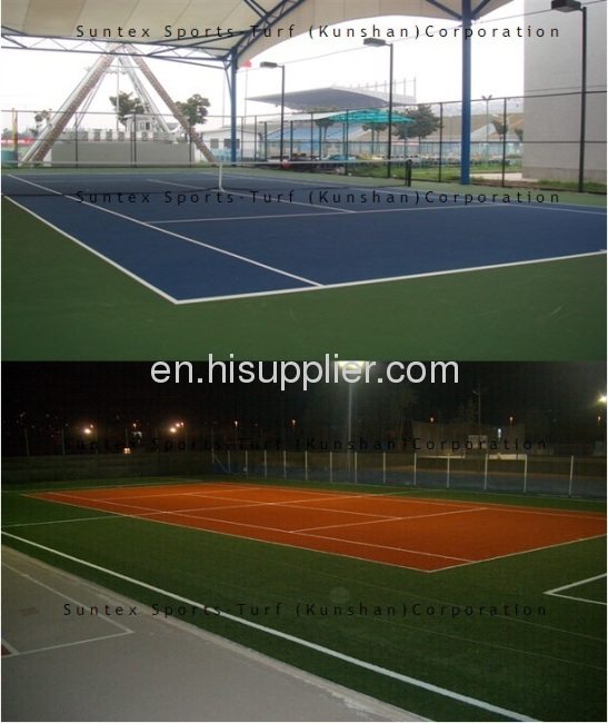 Césped artificial de tenis Suntex Golden Slam-T19