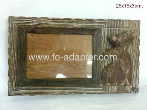 Pure handmade Wooden Picture Frame Printing